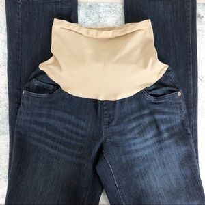 Oh Baby Motherhood Maternity Jeans - Size Large